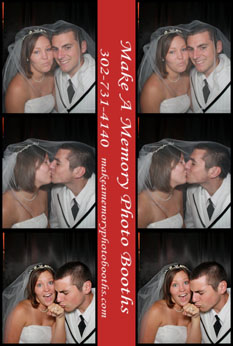 Make a Memory Photo Booth Rentals Delaware